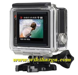 Harga Kamera Gopro Terbaru 2016
