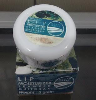 Lip Moisturizer Seaweed Chitosan