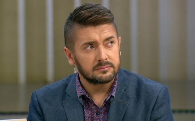 Телеведучий з Росії розповів, як за рік вивчив українську мову