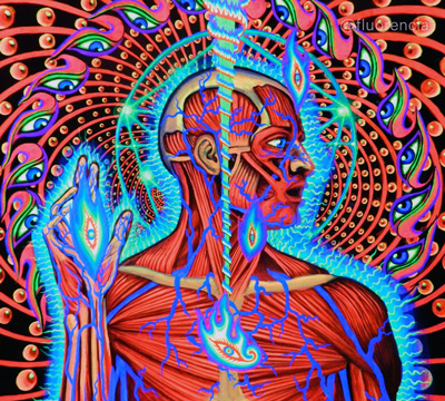 36 Amazing Psychedelic Blacklight Posters