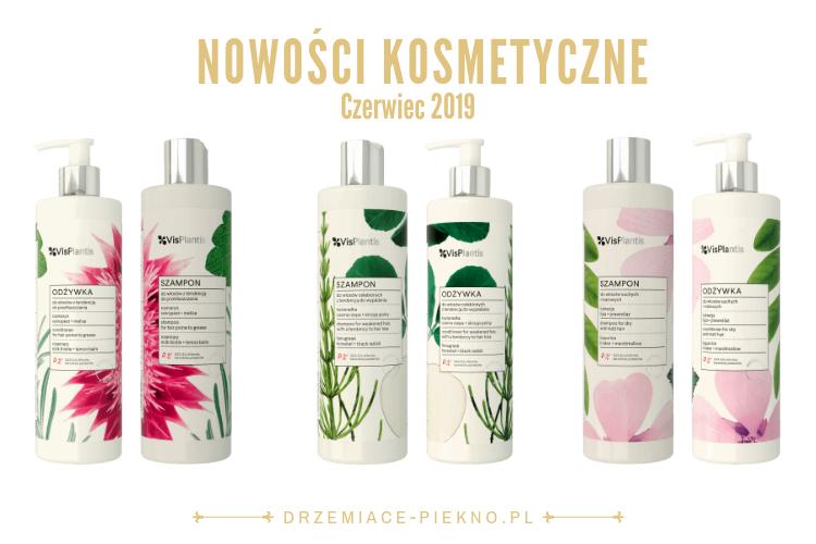 Nowości kosmetyczne w drogerii Rossmann - Czerwiec 2019