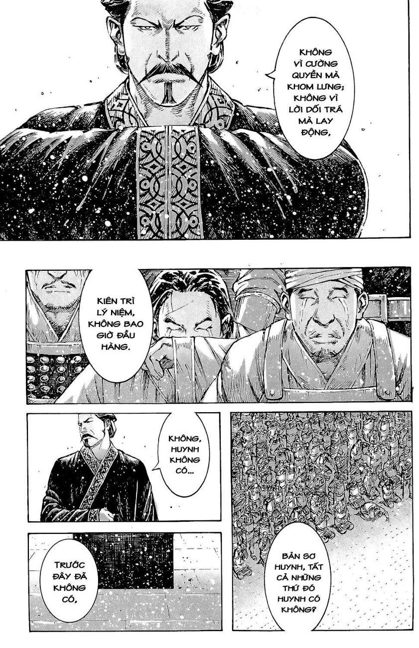 Hỏa phụng liêu nguyên Chương 368: Tống biệt anh hùng [Remake] trang 11