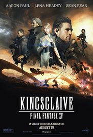 Kingsglaive Final Fantasy XV 2016 1080p BluRay DTS x264-ETRG 5.2GB