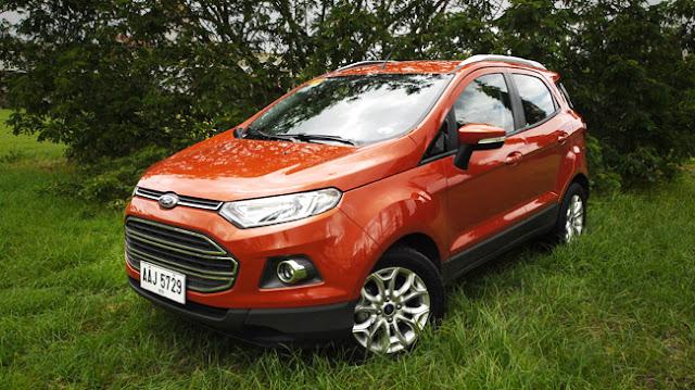 Ford EcoSport diesel Philippines