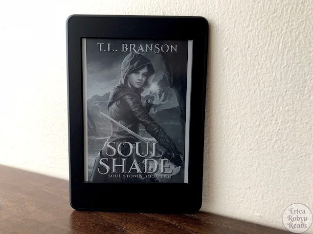 Book Review of Soul Shade by T.L. Branson