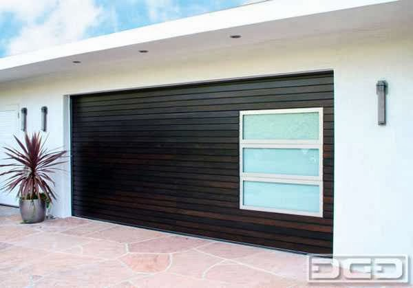 Mid Century Modern Garage Door Ideas