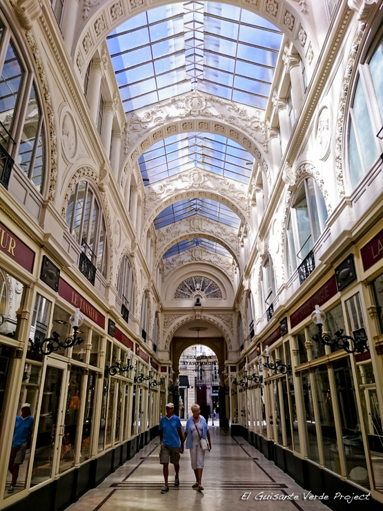 Passage Pommeraye, Nantes por El Guisante Verde Project