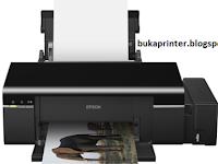 Cara Mudah Reset Printer Epson L800 Terbaru