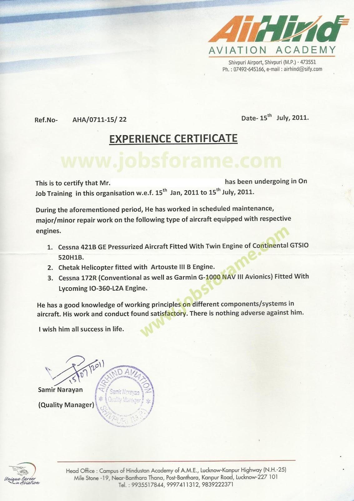 Sample Cover Letter For Ojt Application - Resume Examples