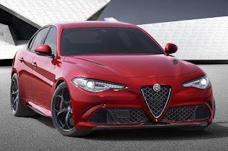 Alfa Romeo Giulia Quadrifoglio (2016) Front Side 2