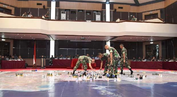 TFG Dilakukan untuk Kesiapsiagaan Pengamanan Pemilu dan Pilpres 2019