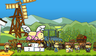 Download Scribblenauts Unlimited v1.02 Mod Apk