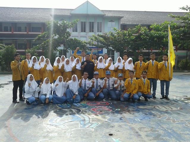 Pengurus Baru IPM Ranting SMK Muhammadiyah 2 Kuningan Resmi Dilantik