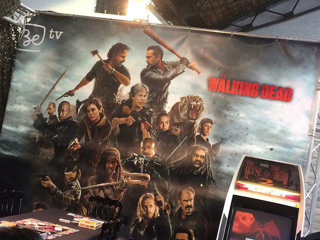 The Walking Dead à la ComicCon Brussels - 2018