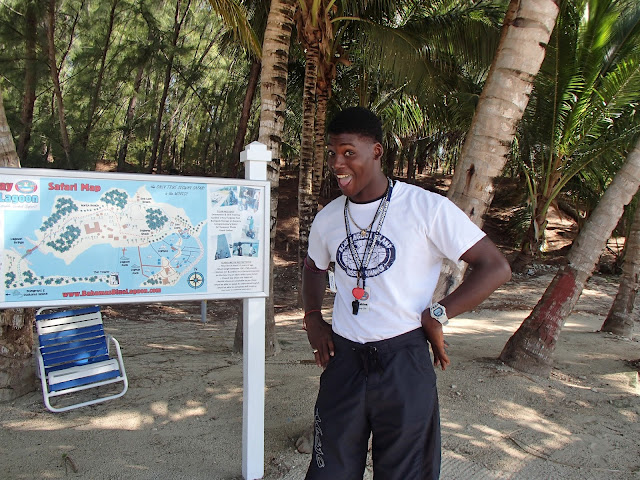 Blue Lagoon tour guide