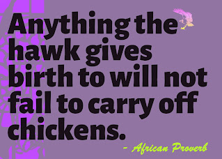 African proverbs, quotes, and sayings about cunning, deceit, and lies