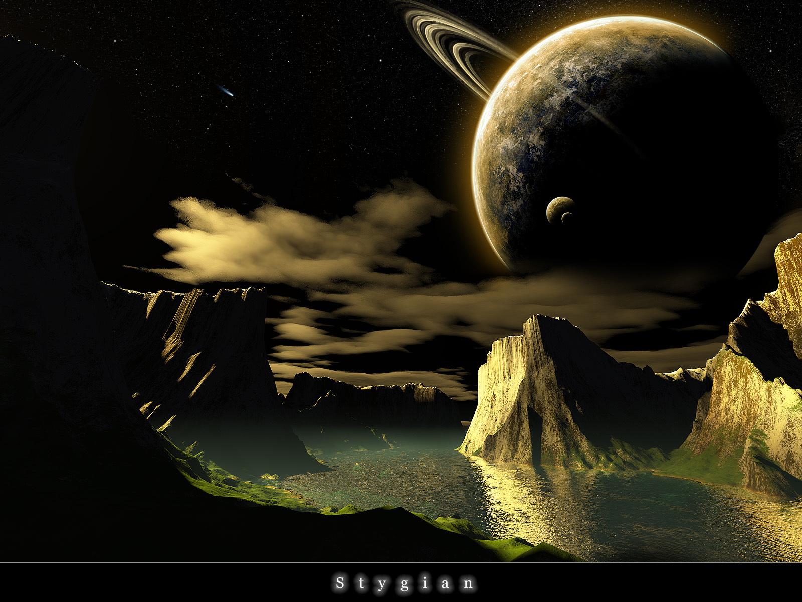 Space Demonic Art Hd Wallpaper: Space Art HD Wallpaper