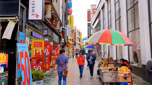 Gwangbokro Fashion Street