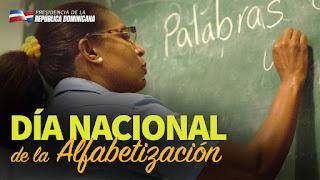 VIDEO: Día Nacional De La Alfabetización