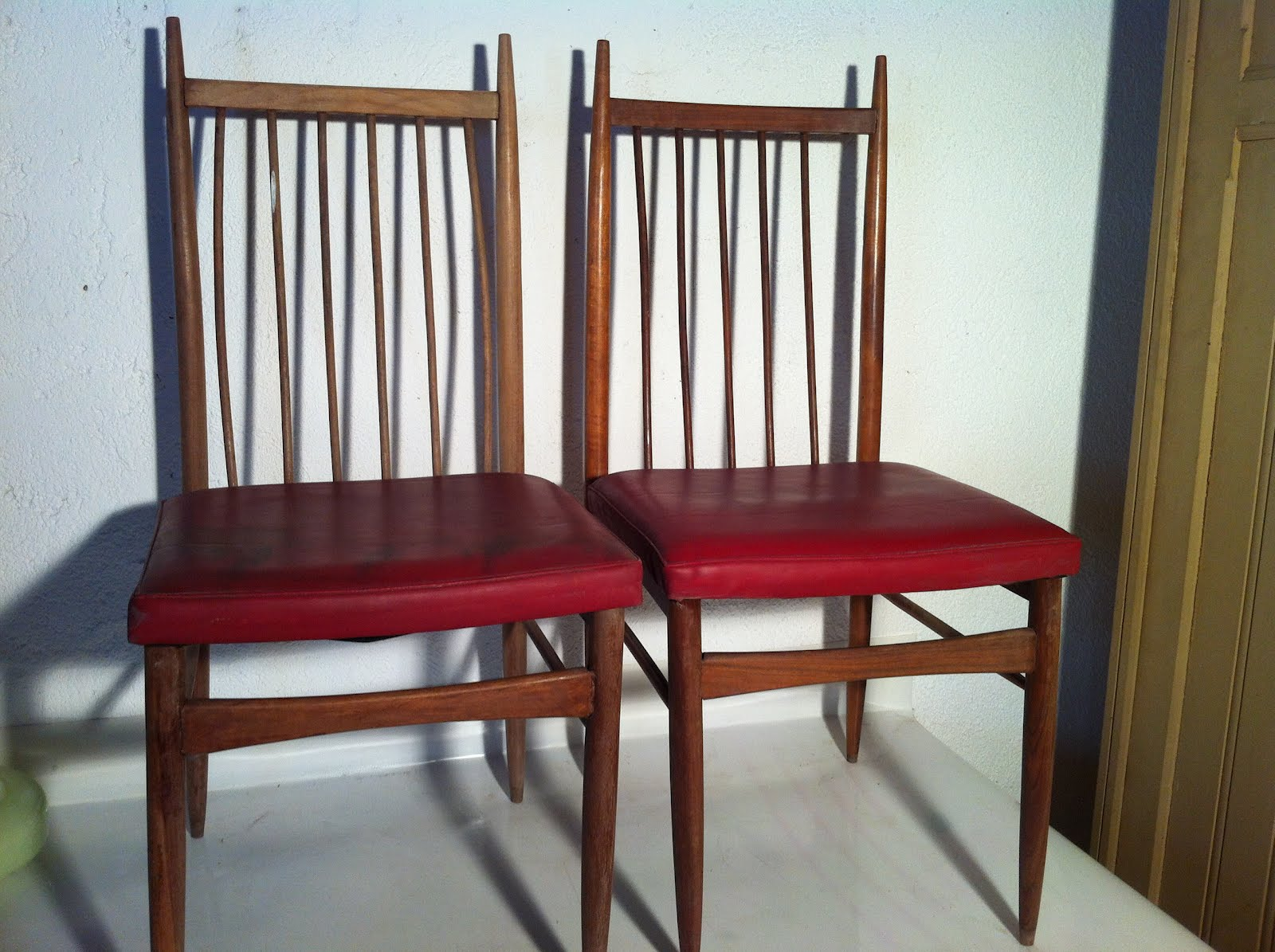 Decoraci n vintage antiguitats baraturantic sillas a os 60 39 s - Sillas anos 60 ...