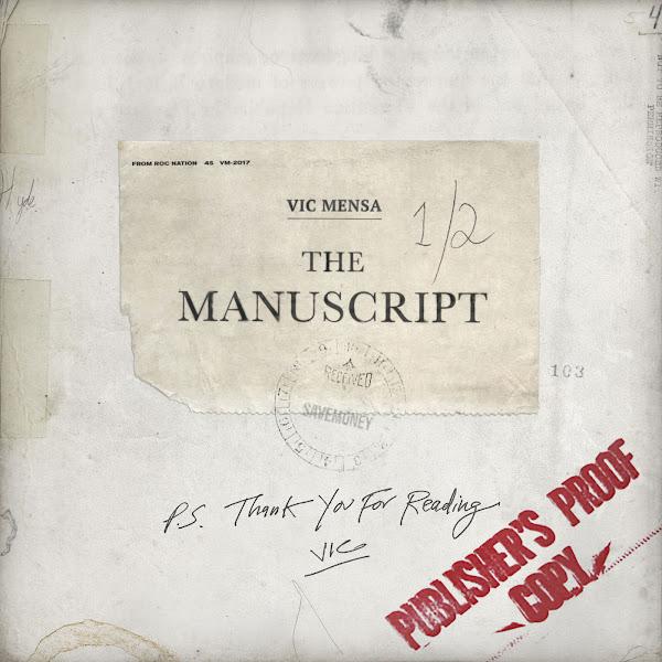 Vic Mensa - The Manuscript - EP Cover