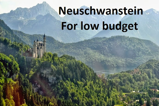 The Cheapest Way To Get To Neuschwanstein Castle