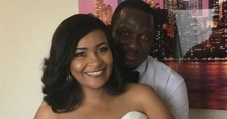 Image result for Doris Simeon weds popular movie director Taiwo Oduala in America