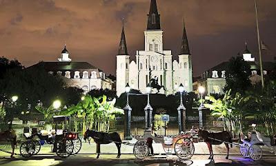 Tempat Wisata di New Orleans, Louisiana