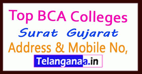 Top BCA Colleges in Surat Gujarat