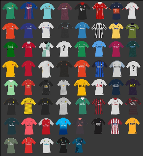 Kit PES 2017 Season 17/2018 By MT Games 1991