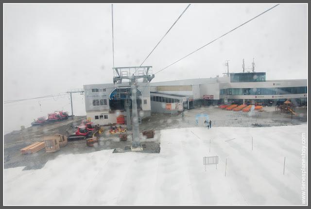Top of Tyrol - Glaciar de Stubai (Austria)