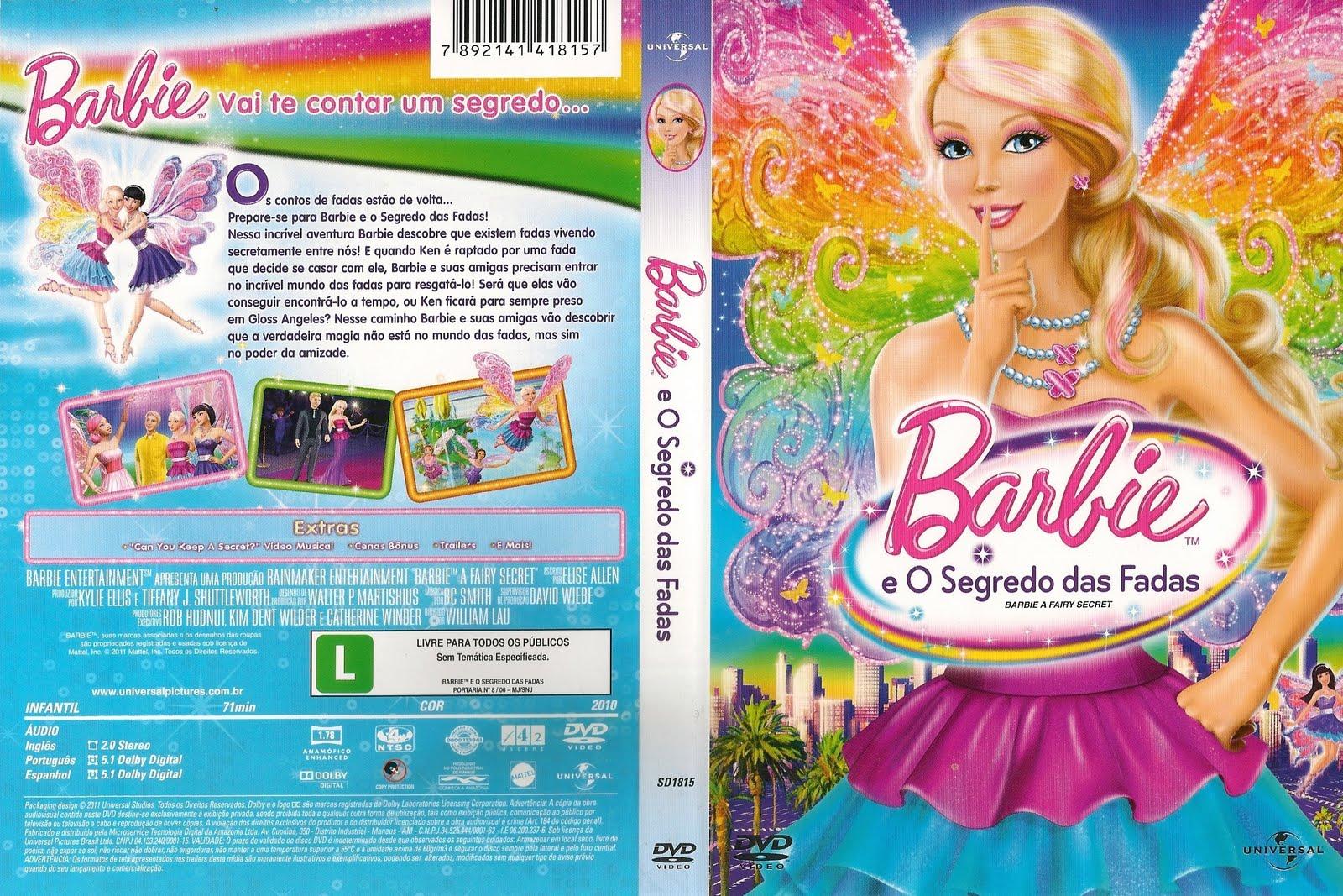 Luxo Desenhos Para Colorir Da Barbie Eo Segredo Das Fadas