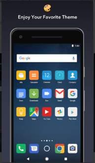 Aplikasi Launcher Android yang Ringan: Apex Launcher Pro APK