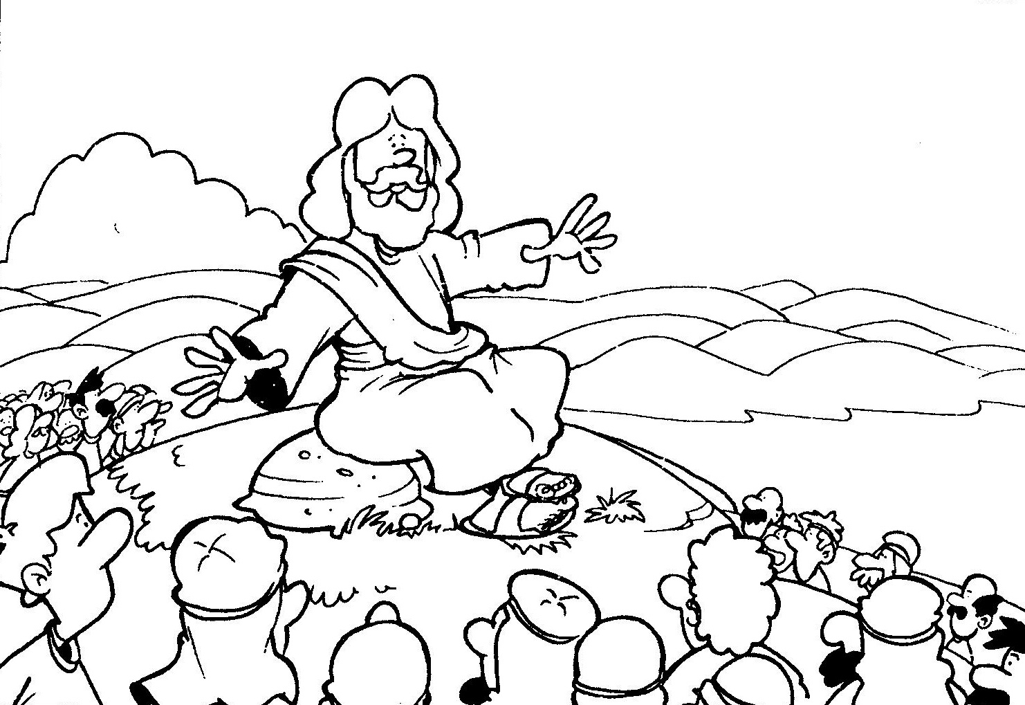 Dibujos De La Biblia Para Colorear E Imprimir: Desenhos Para Colorir E Imprimir: Desenhos Para Colorir De