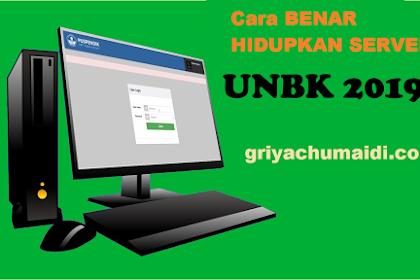 Cara Menjalankan Exam Browser Admin yang Benar Pada Server UNBK 2019