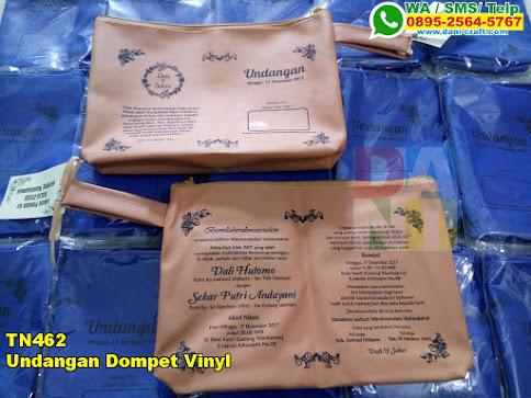 Toko Undangan Dompet Vinyl