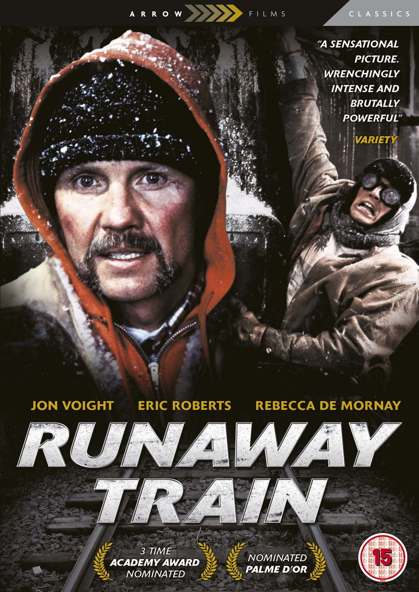 Top 10 Movies Featuring Great Train Sequences