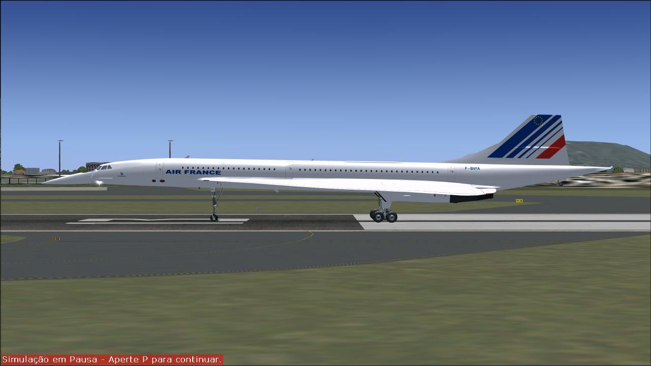 FS PRO BRASIL SERVER: : FS2004 - Concorde Final Version-A 2011