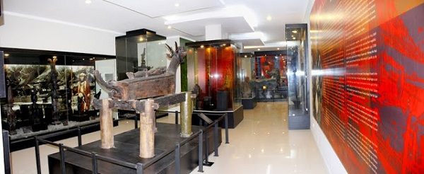 museum sumatera utara tempat wisata di medan