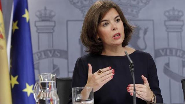 """""""Gobierno español pretende frenar el proceso soberanista de Cataluña a golpe de tribunal"""""""