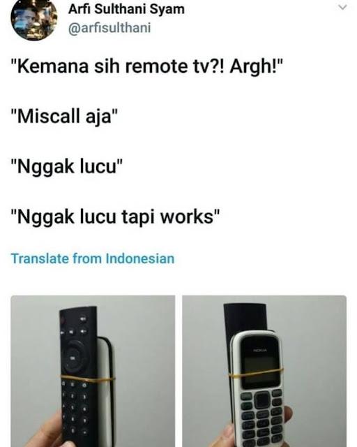 Kreatifnya Orang Indonesia Ini Bikin