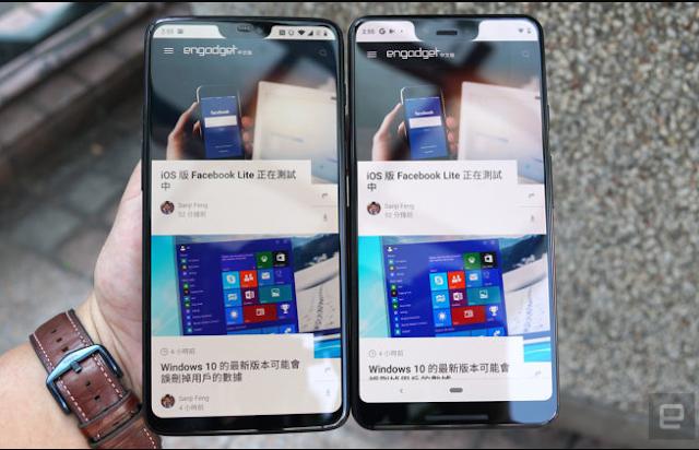 متجر في هونغ كونغ يبيع بالفعل هاتف Pixel 3 XL