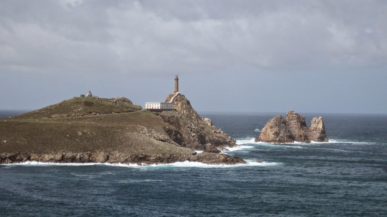 Cabo Vilán en Camariñas en A Costa da Morte
