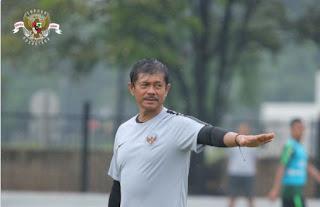 Pelatih Timnas U-22 Indra Sjafri Pulangkan Tiga Pemain & Panggil Tiga Pemain Baru