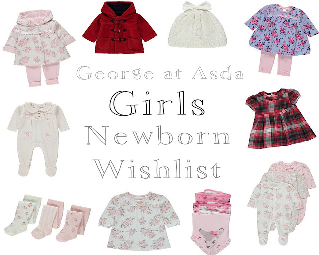 e6ad535c455 As you can probably tell from this wishlist I'm obsessed with florals for  girls. There's nothing cuter! Luckily George at Asda does the best range of  floral ...