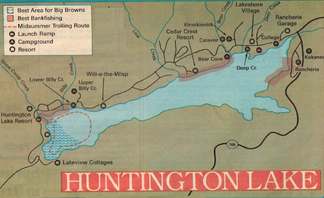fresno hunting clubs and how to fish huntington lake
