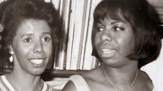 Image result for nina simone lorraine hansberry