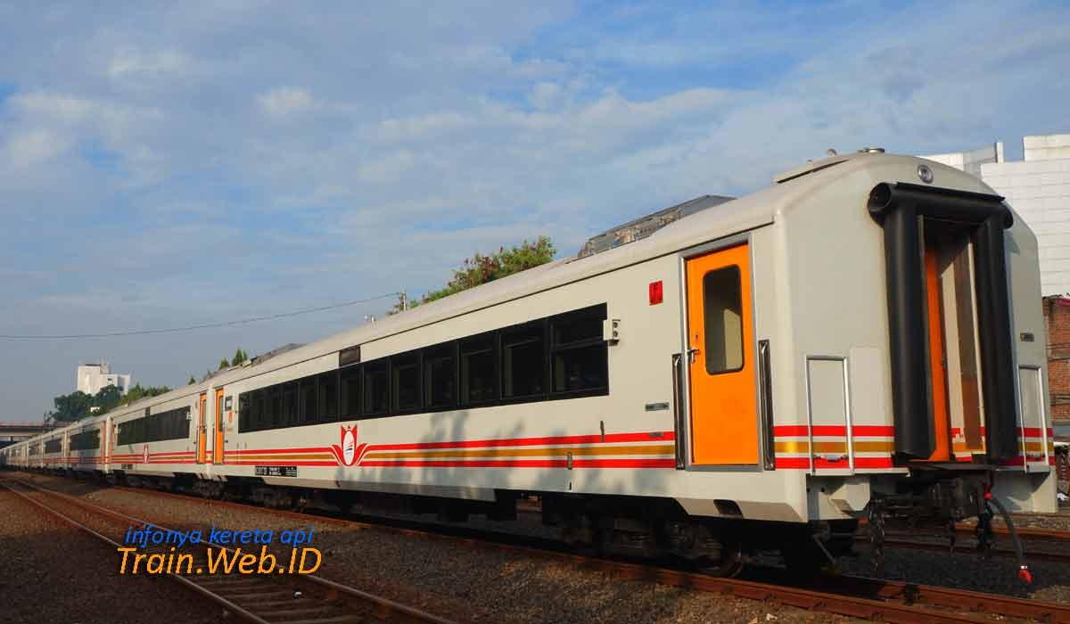 Harga Tiket Kereta Api Jakarta Jogjakarta September