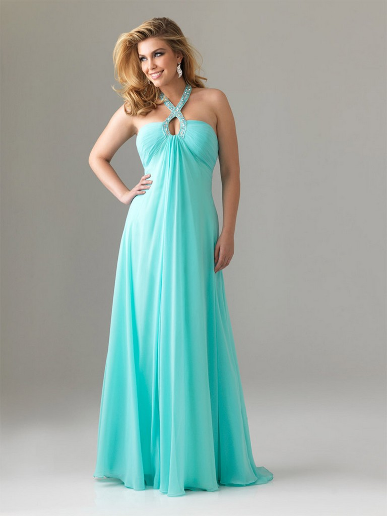 The Pregnant Prom Dress 54