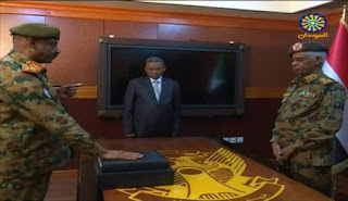 Sudan's military council ends curfew, free prisoners.